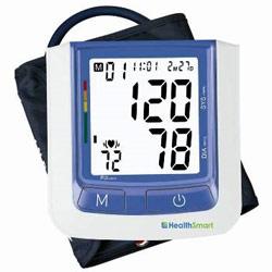 HealthSmart Low Vision Blood Pressure Monitor