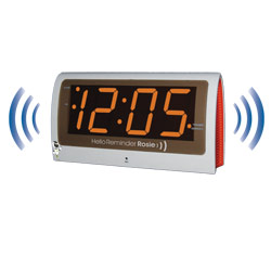 Reminder Rosie Talking Alarm Clock with Personalized Voice Reminders