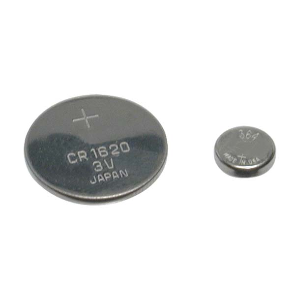Batteries for the Ladies Tel-Time Analog Talking Watch