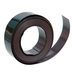 Reizen Magnetic Labeling Tape -.50 inches x 96 inches  WITHOUT adhesive backing