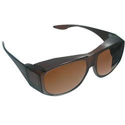 FitOver Sunglasses - Amber