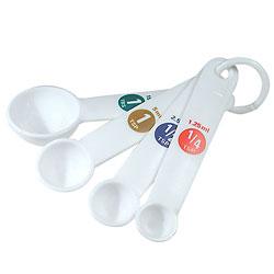 Big Number Measuring Spoons