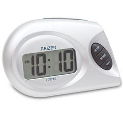 Reizen LCD Talking Alarm Clock- Designer Style
