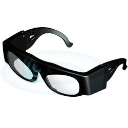 iGlasses Ultrasonic Mobility Aid- Clear Lens