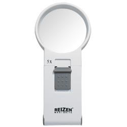 Reizen Maxi-Brite LED Handheld Magnifier - 5X