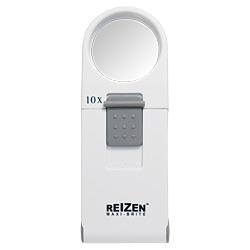 Reizen Maxi-Brite LED Handheld Magnifier - 10X