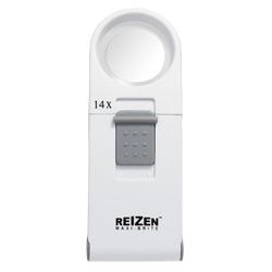 Reizen Maxi-Brite LED Handheld Magnifier - 14X