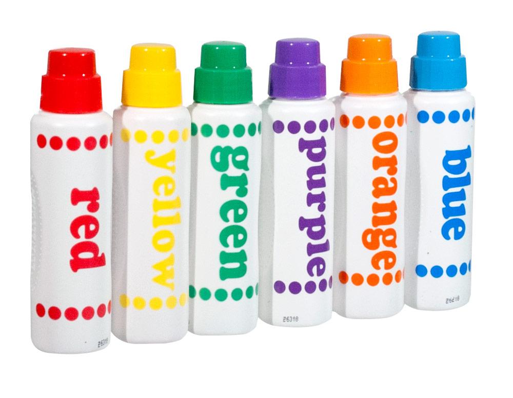 Do-A-Dot Art - 6 Sponge Tip Markers
