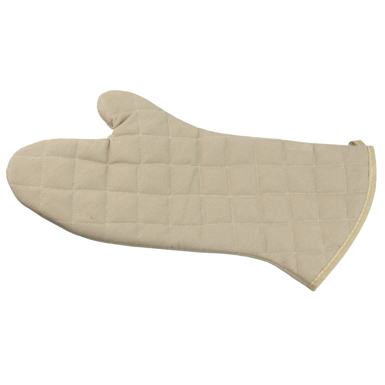 Flame Retardant Oven Mitt, 17 inches