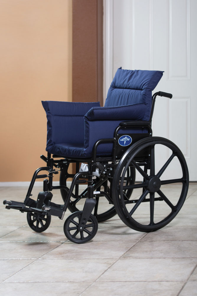 Total Chair Cushion Blue Seat Cushions Hearmore Com