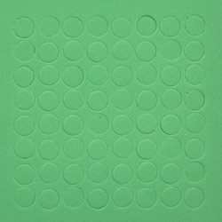 MaxiTouch Dots - Lime Green- Package of 64