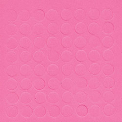 MaxiTouch Dots - Pink- Package of 64 - click to view larger image