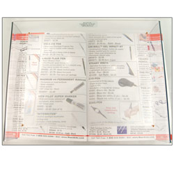 EZ Page Magnifier - 13 3-4 inches X 16 inches