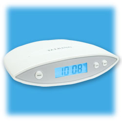 Talking Simplicity Alarm Clock - Spanish - click to view larger image