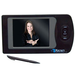 Krown Portable Sign Language Translator - click to view larger image