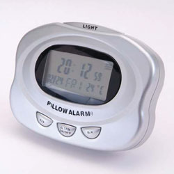 Hydas Pillow Vibrating Alarm - click to view larger image