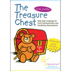 The Treasure Chest- Toys and Signs DVD - click to view larger image