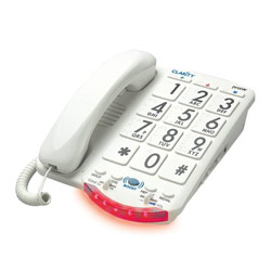 Ameriphone Amplified Telephone with Talk Back Numbers