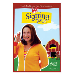 Leahs Farm, Signing Times DVD Volume 7 - click to view larger image
