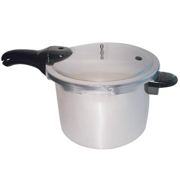 Presto Aluminum Pressure Cooker 6 Quart Pots Pans