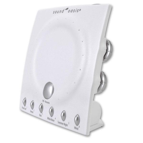 Sleep Sound Therapy System 6 Sounds Tinnitus Sleep