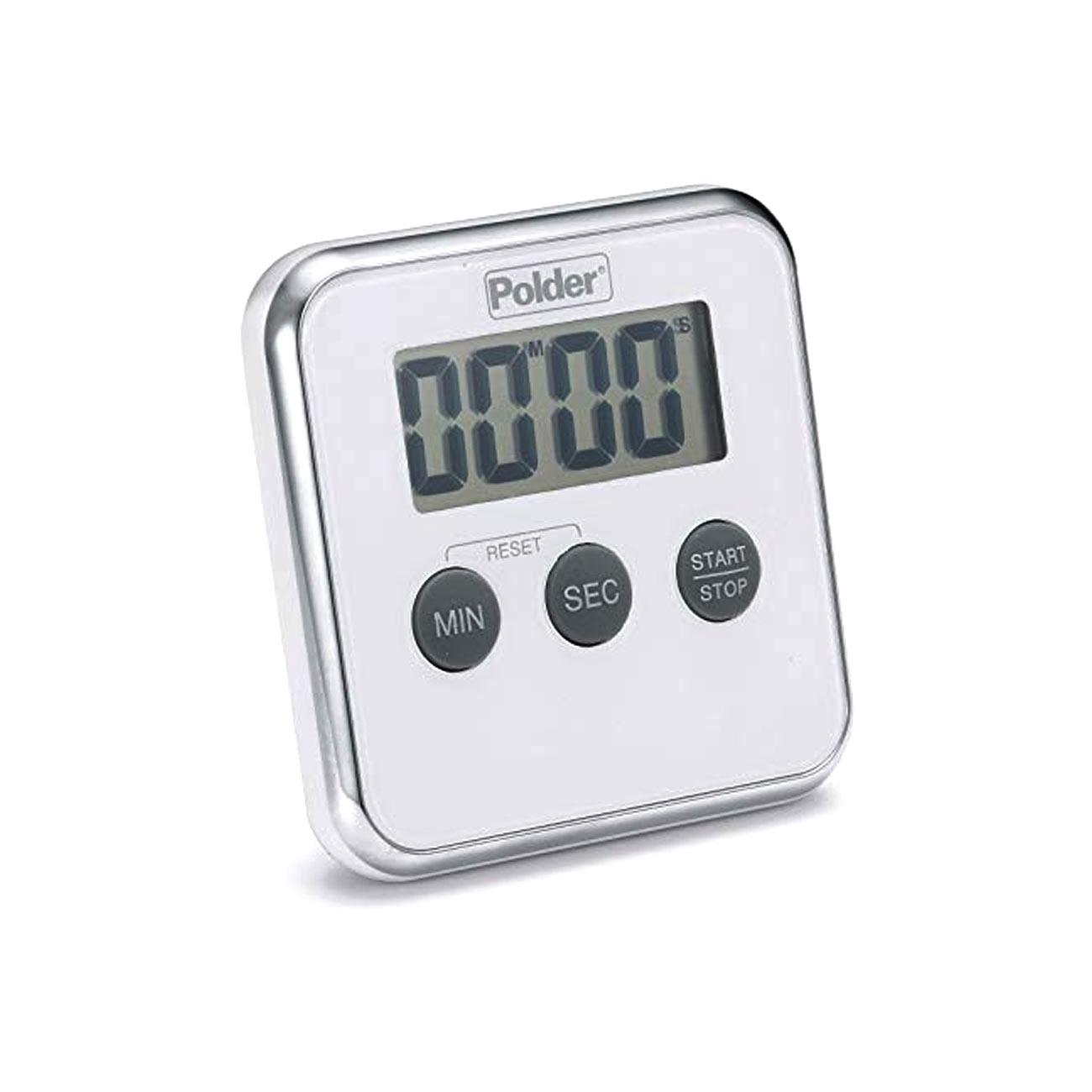 Polder Kitchen Scale: Polder Digital Kitchen Timer