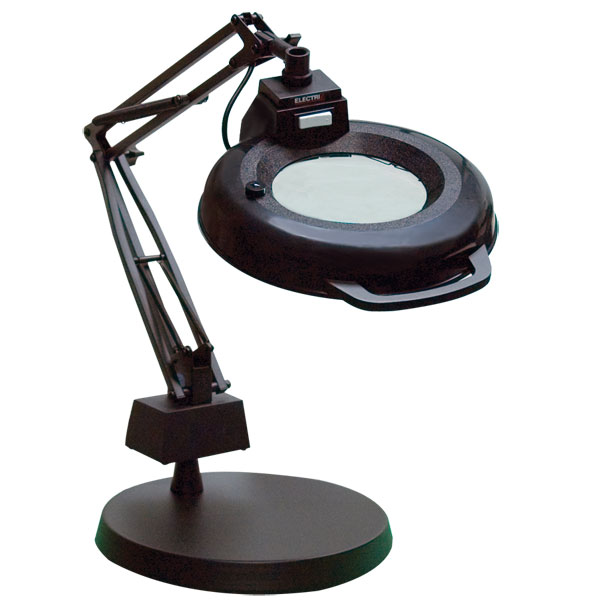 Electrix Desktop Magnifying Lamp 3 Diopter Lamp
