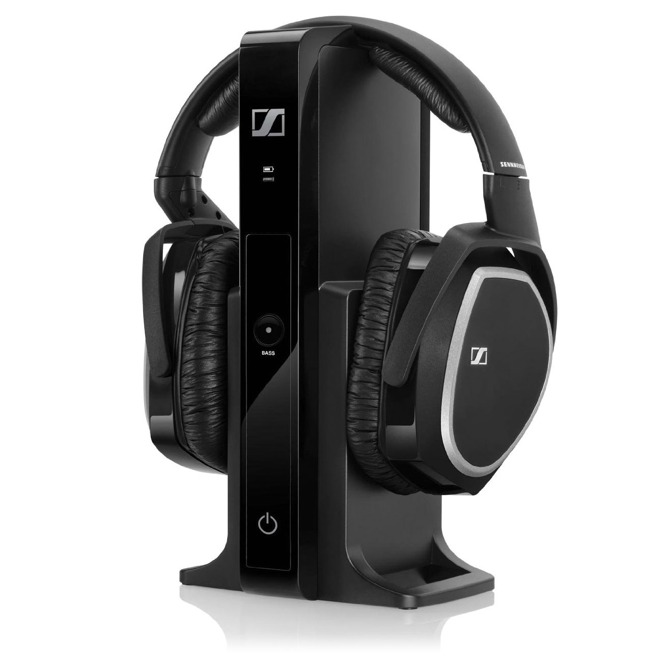 Sennheiser Rs 165 Tv Digital Wireless Headset Headphones