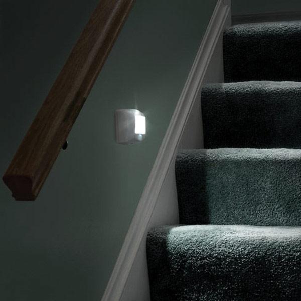 Wireless Motion Sensing Indoor Outdoor Step Light Door