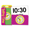 Low Vision Telling Time Pocket Flash Cards