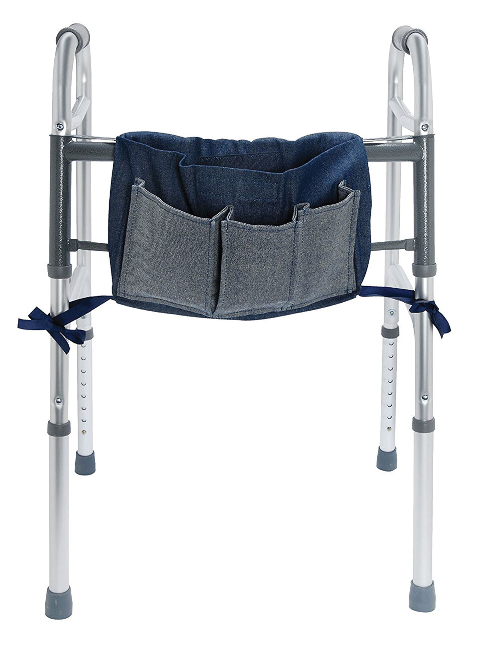 Carry-All Pouch for Walkers and Wheelchairs