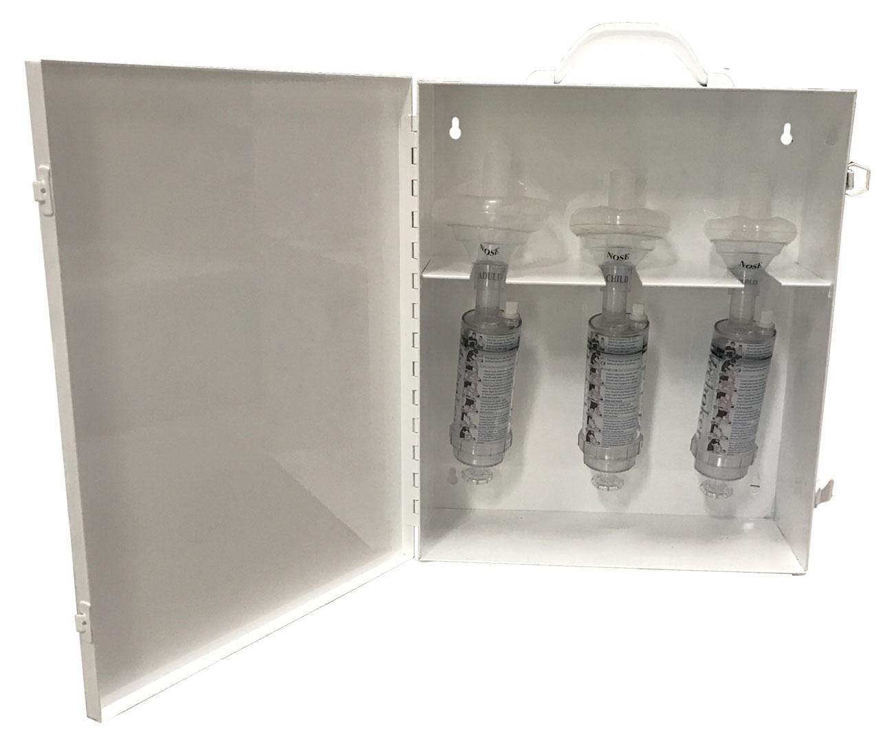 Dechoker Choking Device Wall Cabinet Kit - Adult, Child, Toddler