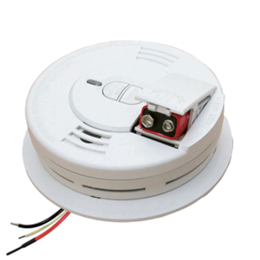 Kidde Smoke Alarm with Battery Backup