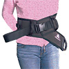 SafetySure Professional Gait and Transfer Belt - Large