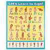 Sign Language Poster- Lets Learn to Sign