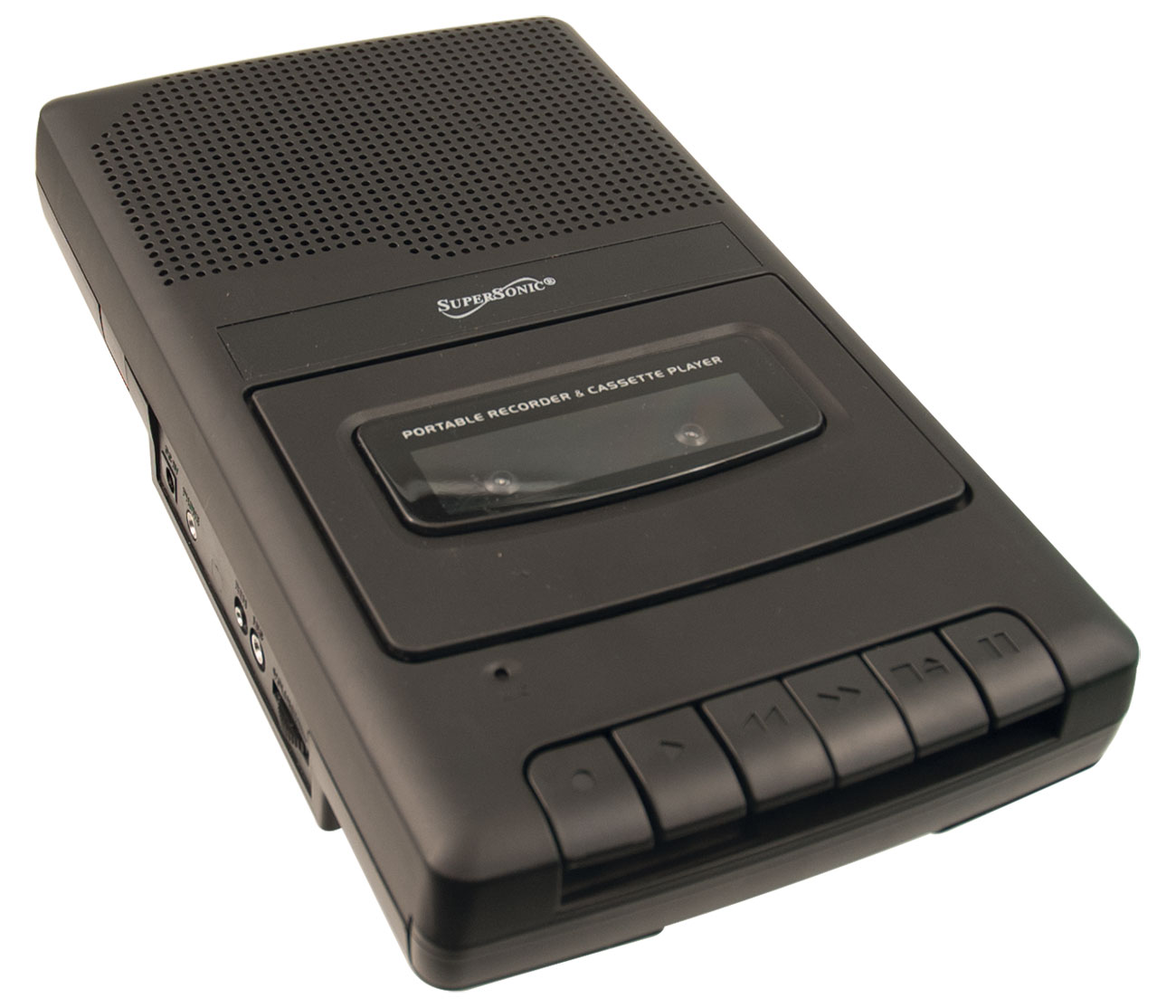 Cassette Recorder and Player- AC-DC