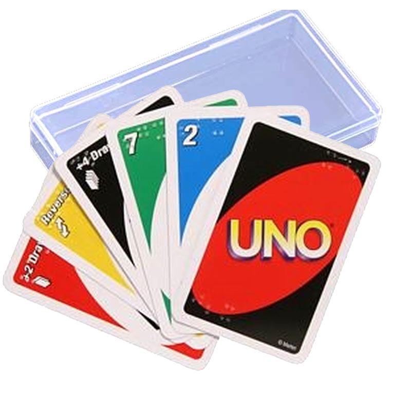 Braille UNO Cards