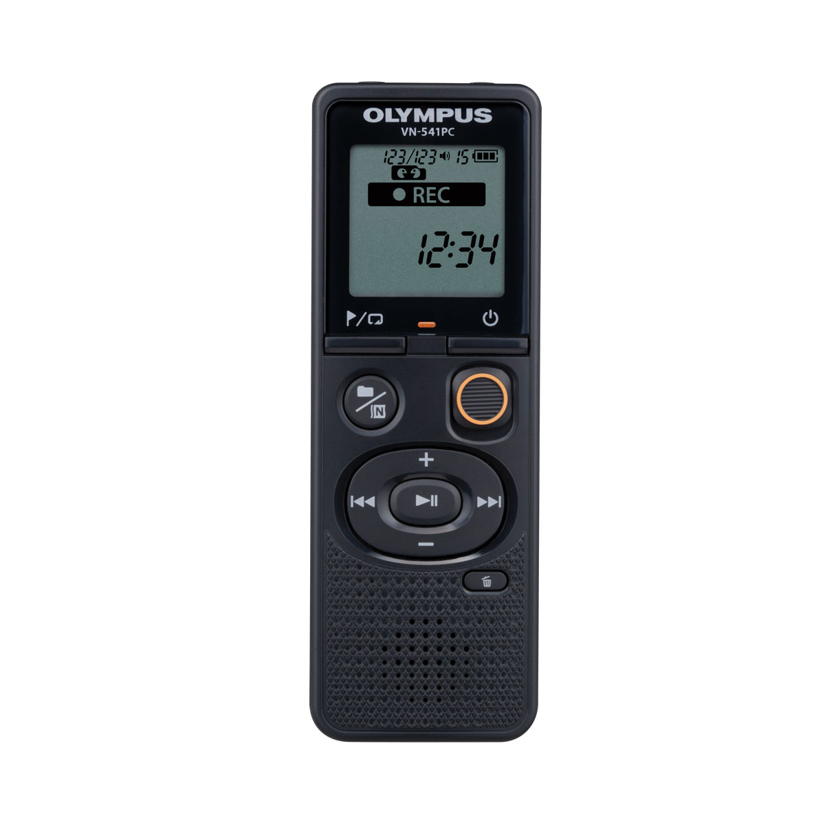 Olympus Digital Voice Recorder VN-541PC - 4GB