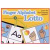 Finger Alphabet Lotto