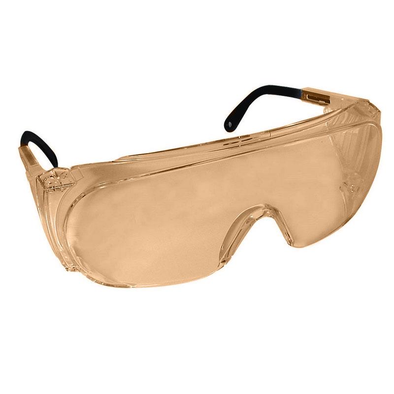 Eye Shields for Safety - Amber
