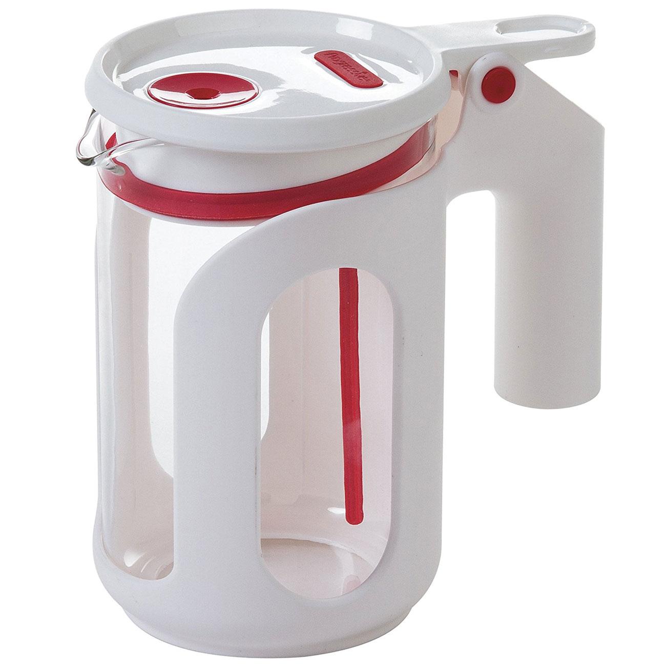 Prep Solutions Microwave Whistling Tea Kettle