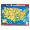 Sound Puzzle- Talking U.S.A. Map
