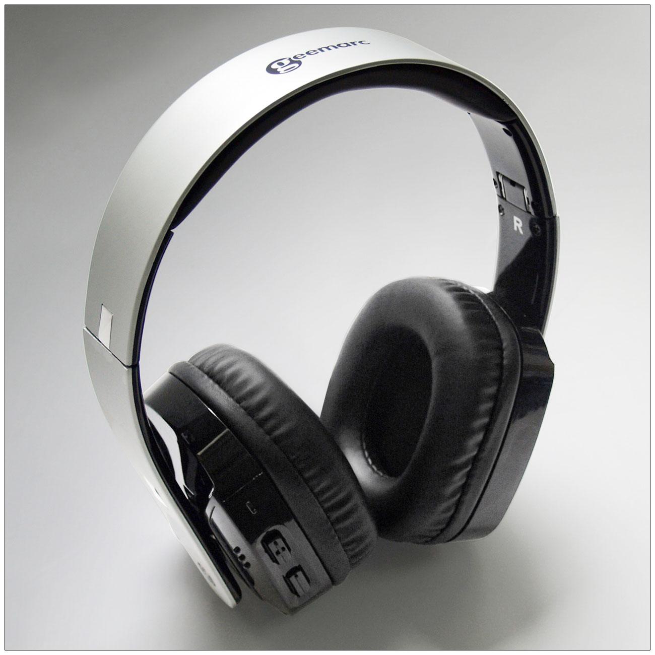 Geemarc Amplified Bluetooth Stereo Headphones CL7400BT