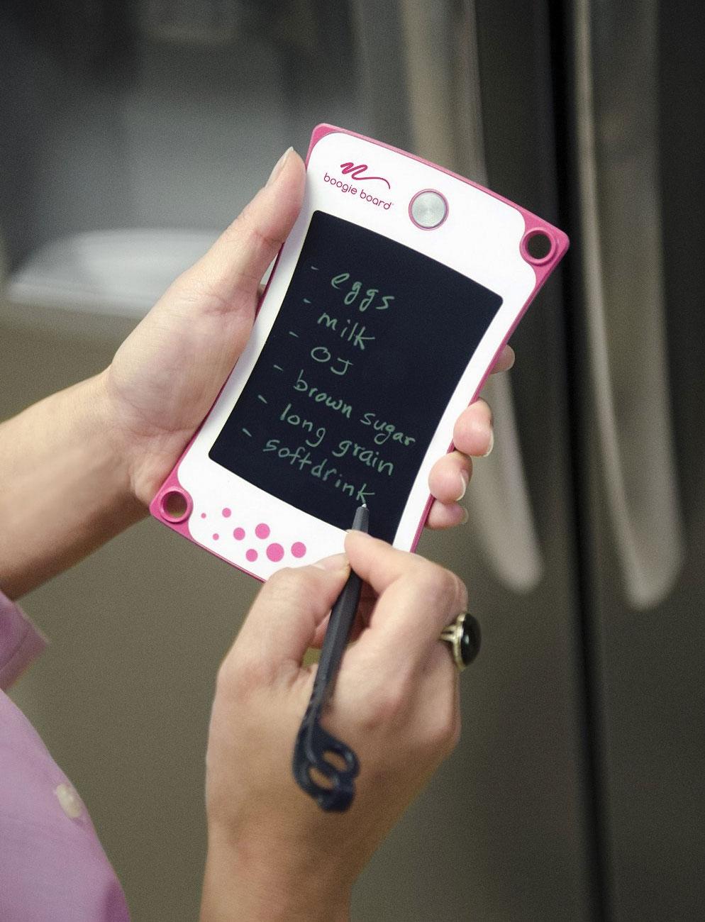 Boogie Board Jot 4.5 LCD eWriter - Pink