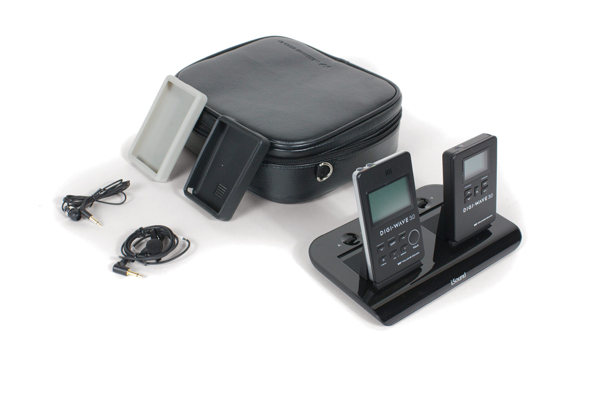 Digi-WAVE Personal Communication System 3