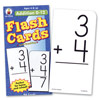Low Vision Addition Flash Cards