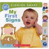 Signing Smart- My First Signs Board Book 14 Pages