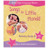 Songs for Little Hands- Music CD w-Activity Guide