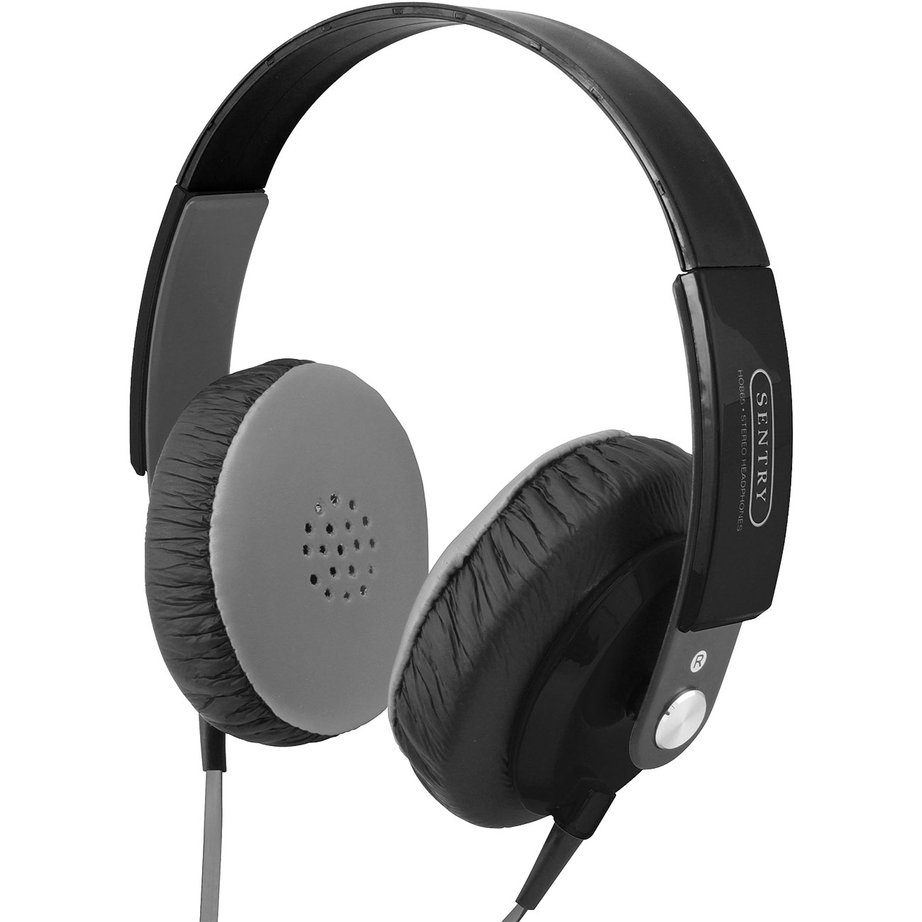 Digital Stereo Headphones w- In-Line Volume Control