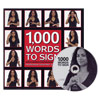 1,000 Words to Sign- Book and DVD